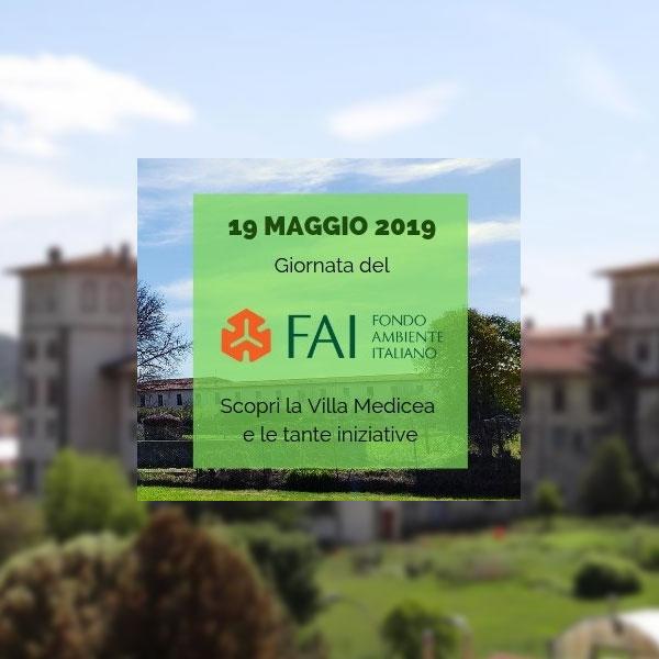 Giornata FAI / Open Day Villa Medicea