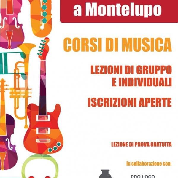 Ma che musica a Montelupo!