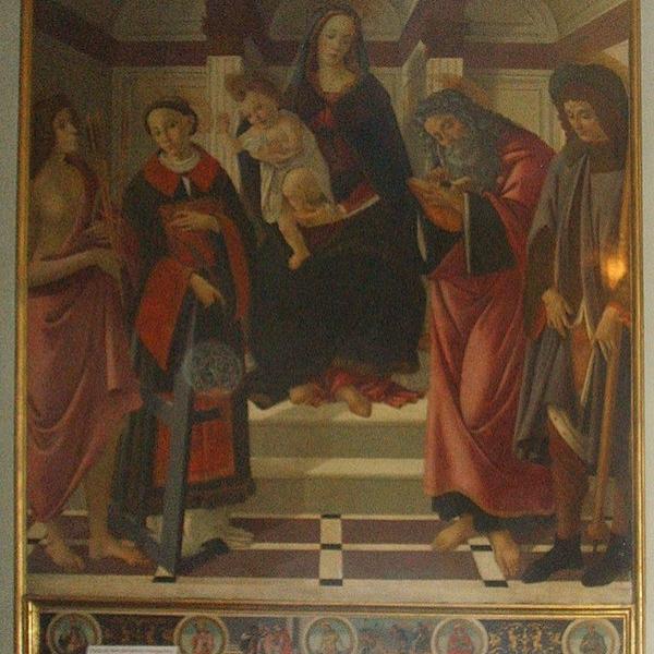 Visite Guidate: Pieve di San Giovanni Evangelista, Prioria di San Lorenzo e Cappella della misericordia